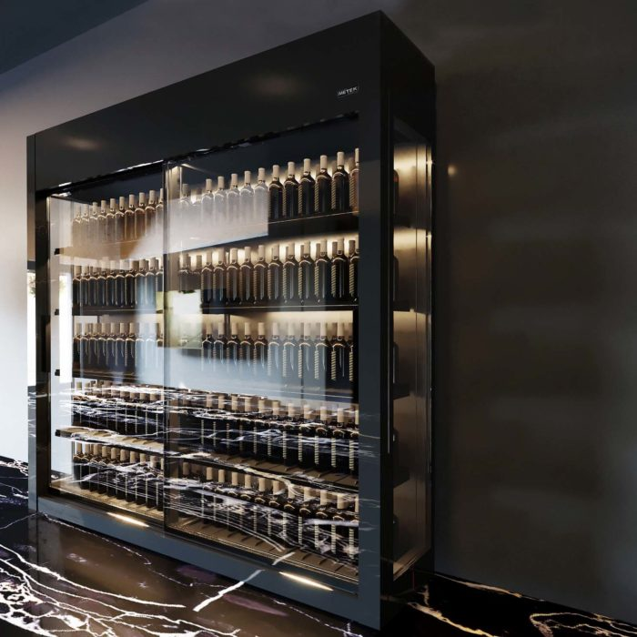 "Controlled wine roomsi, poject ""Private"""