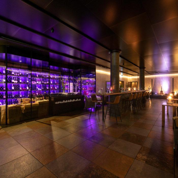 Wine cabinet, AIOLA al Porto