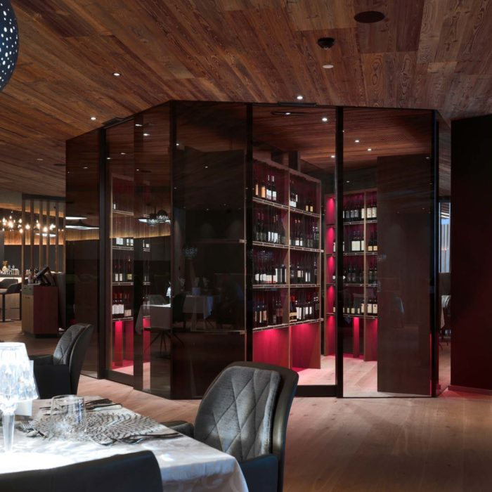 Wine cabinet, Amonti & Lunaris