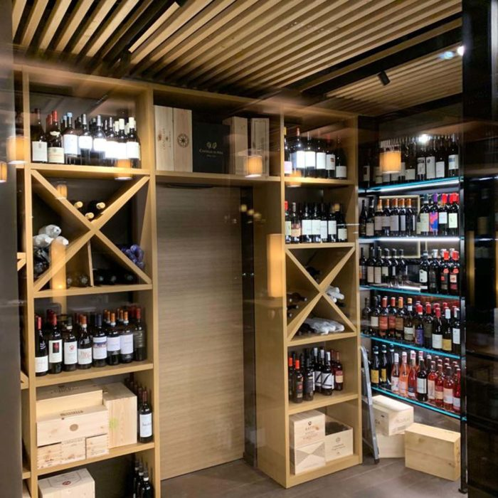 Weinschrank, Lefay Resort & Spa Dolomiti