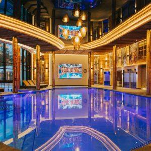 Schwimmbadschleuse, Ortner´s Resort