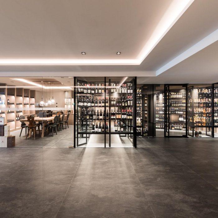 Wine cabinet, Hotel Weinegg