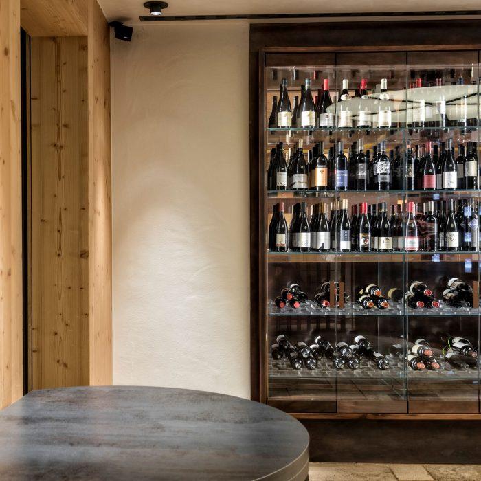 Wine cabinet, Adler Dolomiti