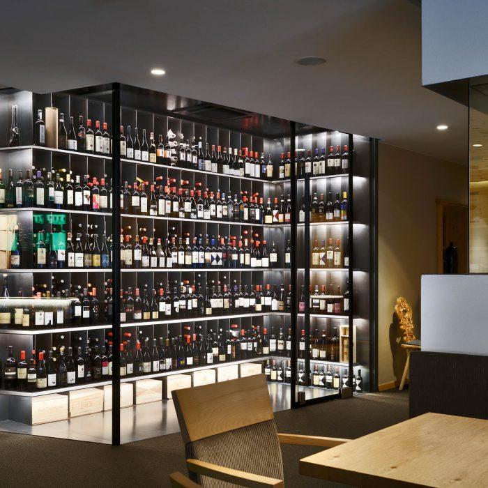 Wine cabinet 1, Valserhof