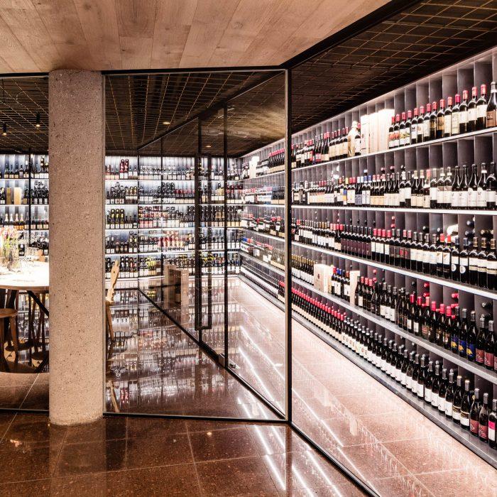 Wine cabinet 2, Valserhof