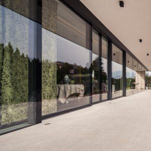 Fassade, Hotel Weinegg