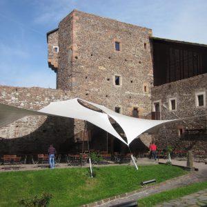 Membranbau, Schloss Siegmundskron