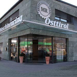 Porta per punto vendita, Maschienenring Osttirol