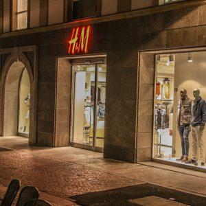 Geschäftsportal, H&M Bozen