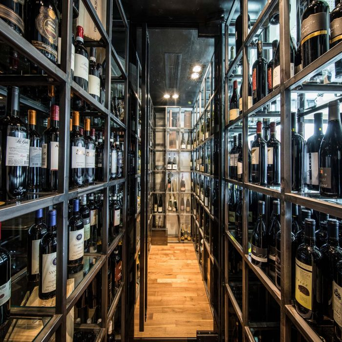 Wine cabinet, Miramonti