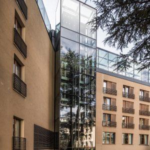 Lift, Hotel Therme Merano