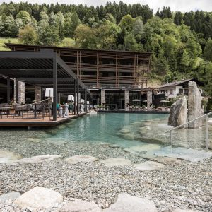 Fassade, Hotel Andreus Golf Lodge