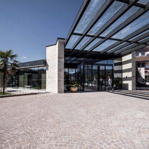 Facade, Hotel Weinegg