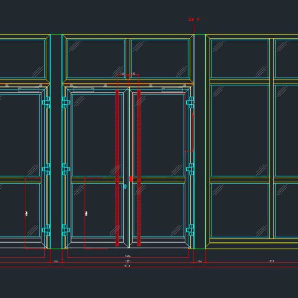 IPK-Fassade Projektierung
